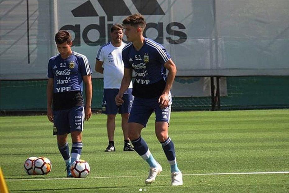 Gran noticia para el Sub 20: Borussia Dortmund cederá a Leonardo Balerdi