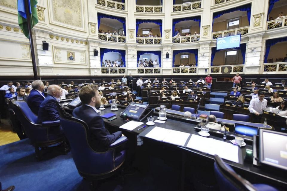 Diputados convirtió en ley la reforma impositiva de Kicillof