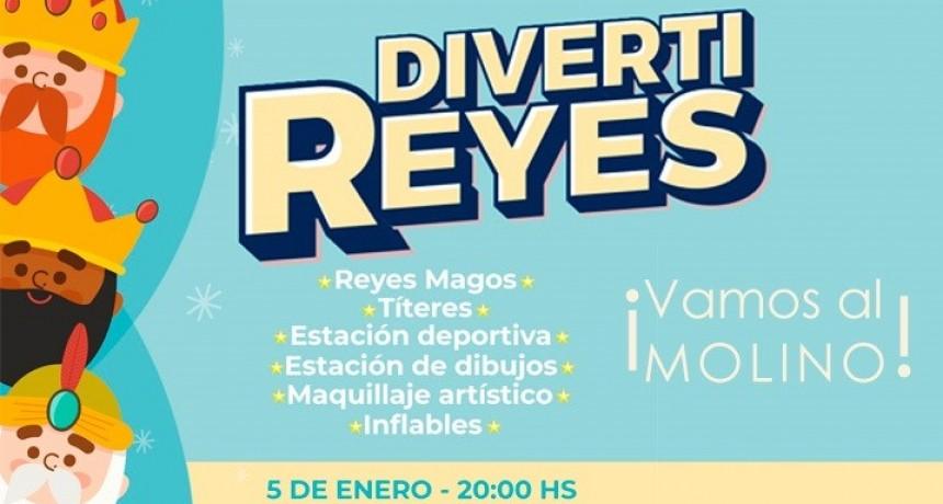 """Los Reyes Magos llegarán con muchas sorpresas al """"Molino Fénix"""""""