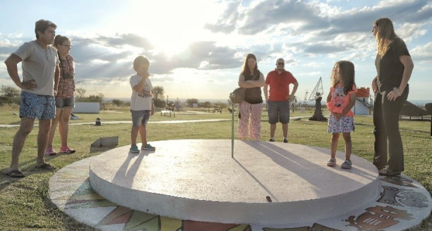 En este verano, el Parque Astronómico te invita a disfrutar del cielo de San Luis