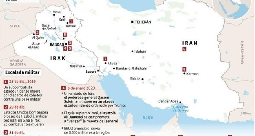 El gobierno y el Parlamento de Irak exigen la salida de las tropas de EE.UU. tras el asesinato de Soleimani