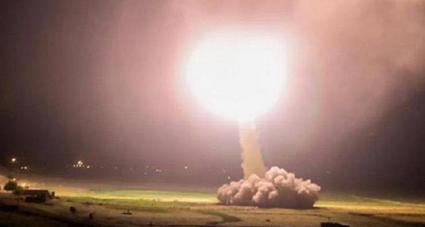 Irán bombardeó bases de Estados Unidos en Irak