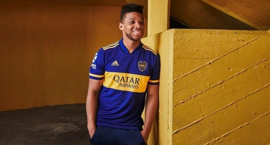 Oficial: Boca presentó su nueva indumentaria tras el cambio de marca