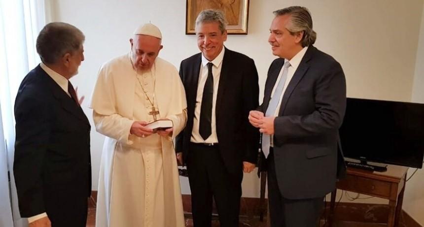El papa Francisco recibirá al presidente Alberto Fernández el 31 de enero en el Vaticano