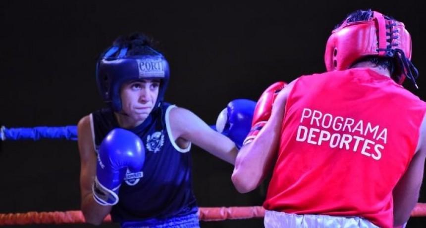 """El """"Boxeo de la Puntanidad"""" comienza el año en el Parque de Las Naciones"""