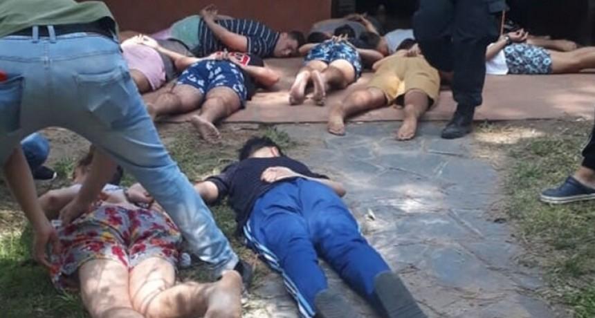 La justicia identificó al menos a tres rugbiers que golpearon en la cabeza de Fernando Báez Sosa