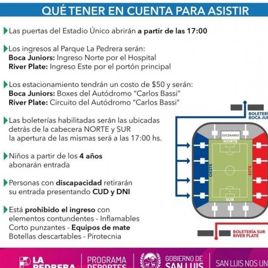 Copa de Verano: comenzó la venta de entradas para el Superclásico