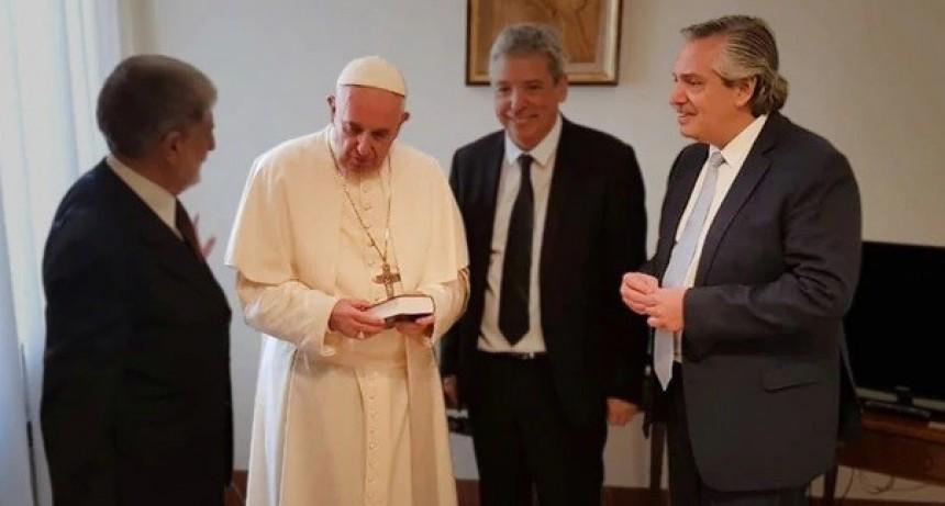 Paso a paso: cómo será el encuentro entre Alberto Fernández y el papa Francisco