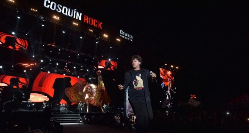 COSQUIN ROCK 2019 CON DOS BANDAS DE SAN LUIS