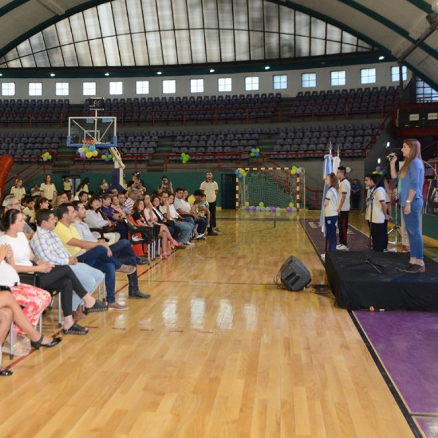 "Inauguraron la Escuela Generativa del Complejo ""Ave Fénix"""