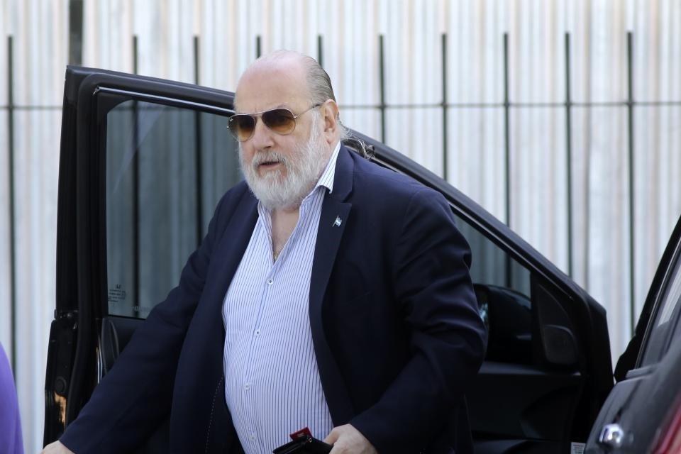 Murió el juez federal Claudio Bonadio