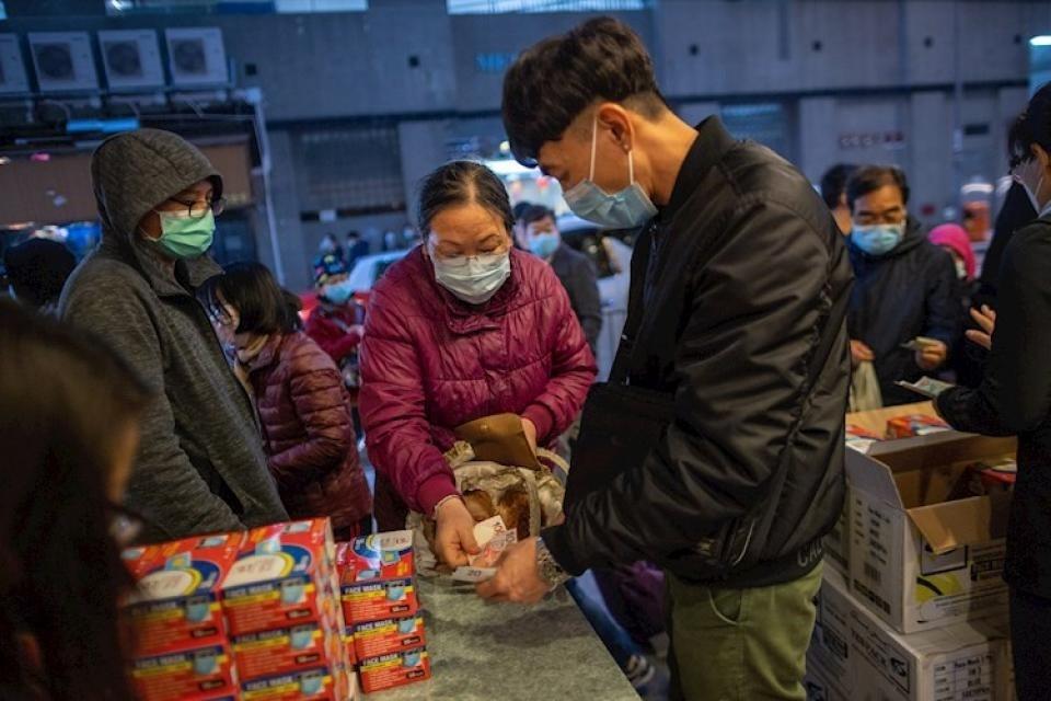 Nació el primer bebé con coronavirus en China