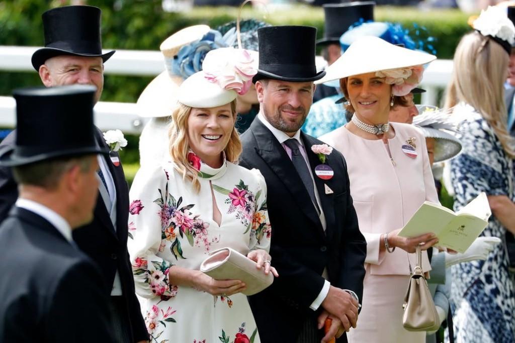 Otra mala noticia para la reina Isabel: se separó su nieto mayor