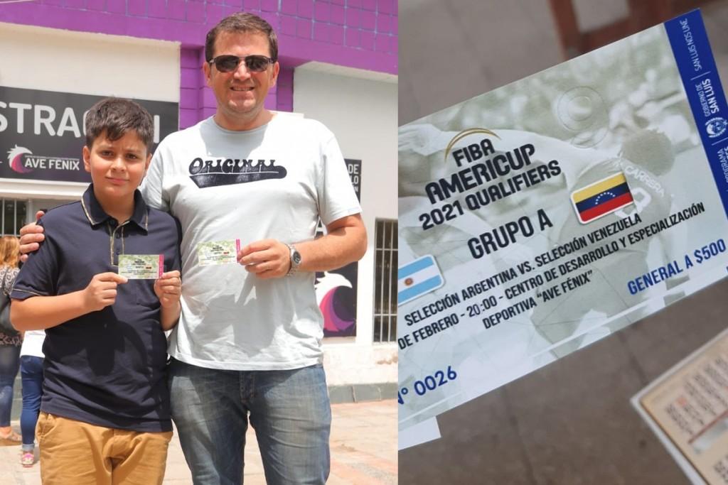 Argentina vs. Venezuela: comienza la venta de entradas por internet