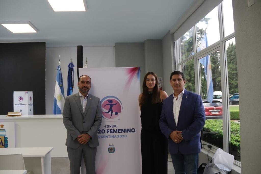 San Luis será una de las sedes del Sudamericano sub 20 de fútbol femenino