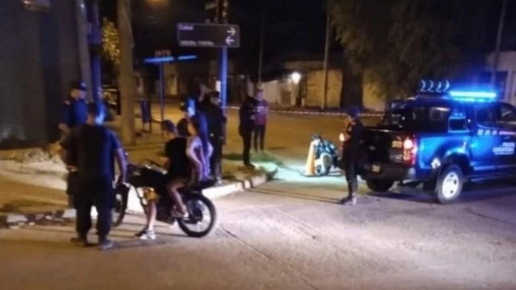 Rosario: acribillaron a una pareja y a su hija de un año y medio