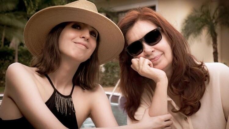 El emotivo mensaje de Florencia Kirchner por el cumpleaños de Cristina