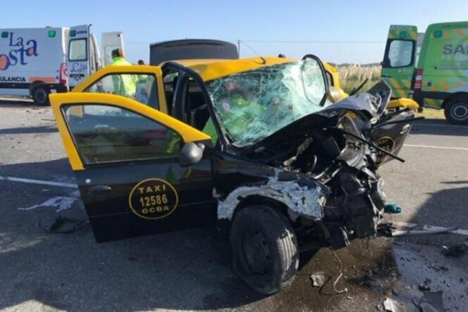 Accidente en la ruta 11: un muerto y tres heridos