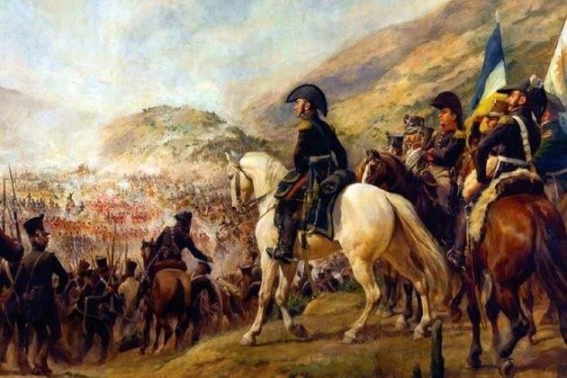 Se cumplen 242 años del nacimiento del General José de San Martín