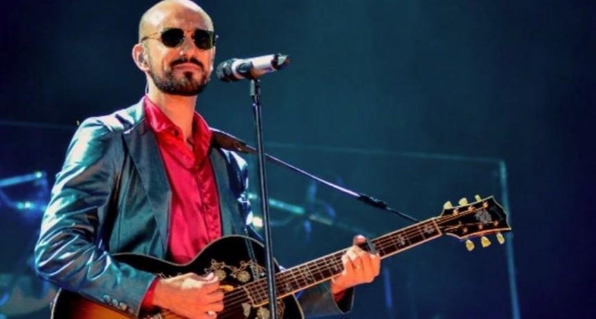 Abel Pintos en el Festival Valle del Sol