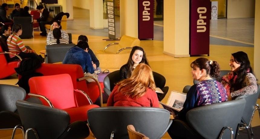 Este martes comienzan los cursos de ingreso en la UPrO