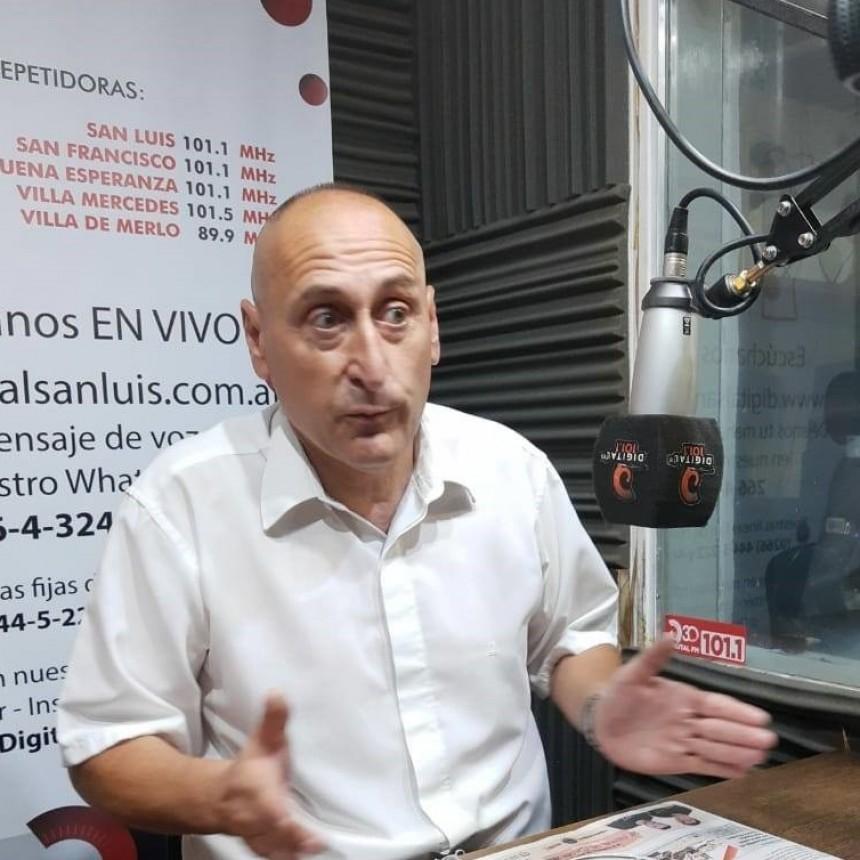 """Alejandro Ferrari: """"Hace 5 años que las multas de tránsito de la ciudad no se notifican"""""""