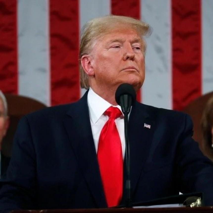 Juicio político a Donald Trump: el Senado absolvió al Presidente de los dos cargos