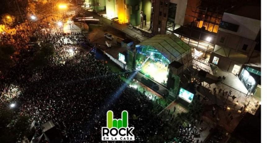 """Más de 50 bandas de toda la provincia serán parte de """"Rock en la Casa"""""""