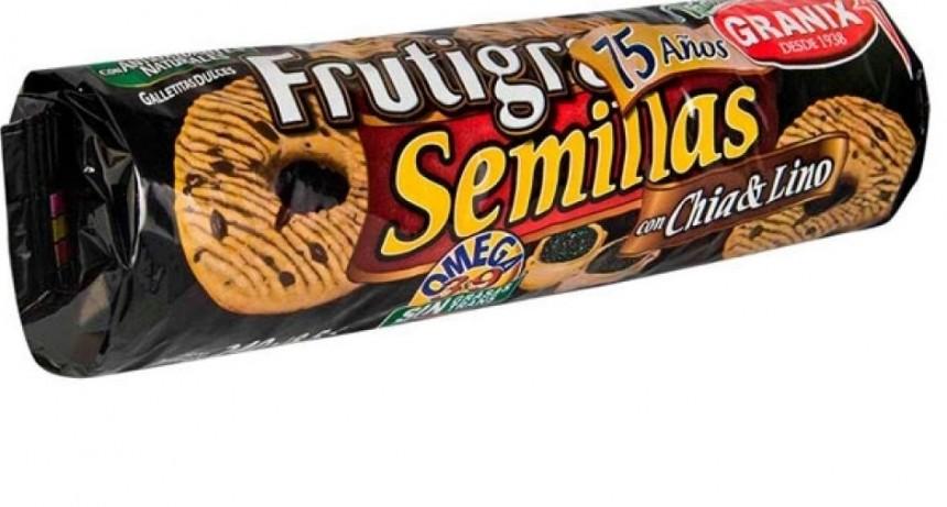 La Anmat prohibió unas conocidas galletitas