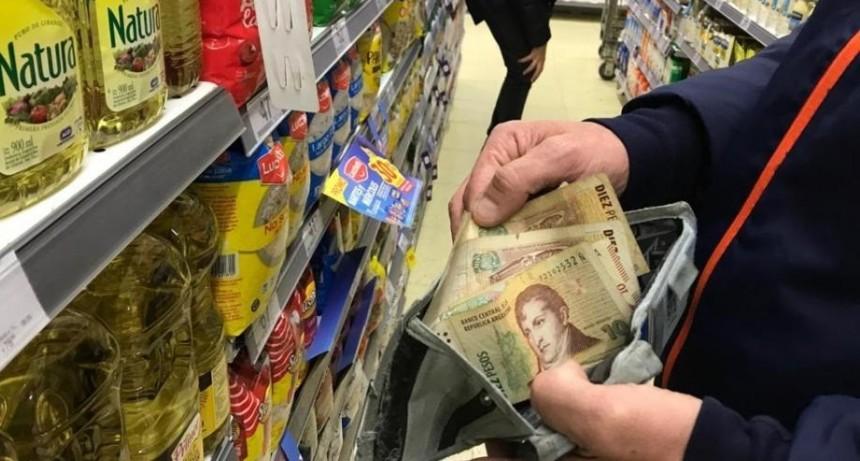 La inflación de enero fue de 2,3 por ciento