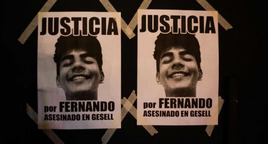 La mamá de Fernando habló de la marcha del martes: