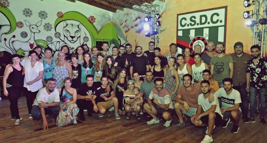 Villa de Merlo: se realizó el Pre-Festival del Sol  que impulsa a artistas locales y regionales