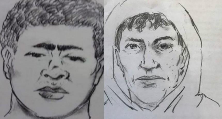 Horror en Puerto Deseado: los dos detenidos coinciden con los identikits