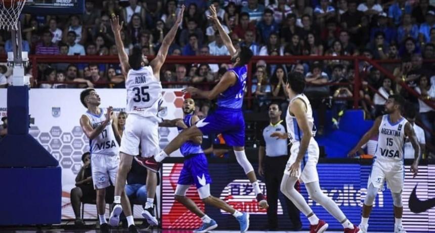 Argentina y un arranque en falso en las Eliminatorias para la Americup