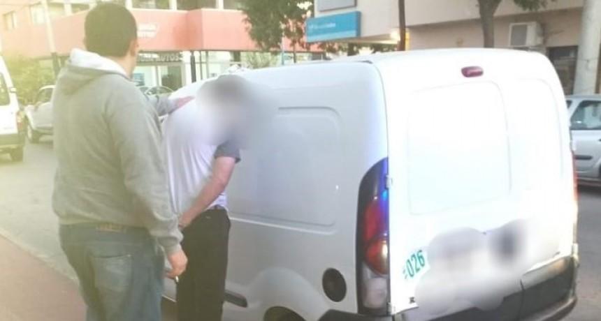 VILLA MERCEDES: violó una prisión domiciliaria y la Policía lo detuvo