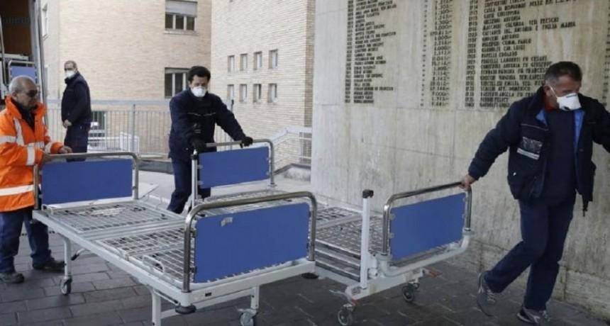 Italia: confirman la tercera muerte por coronavirus