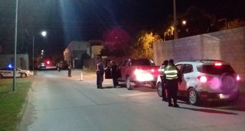 La Policía realizó importantes operativos de control vehicular, alcoholemia e identificación de personas