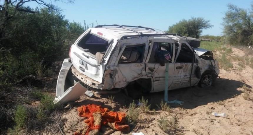 Puesto limítrofe LA ORQUETA: murió un bebé en un accidente de tránsito