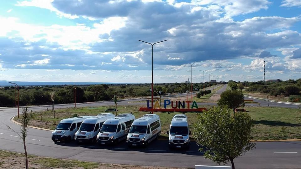 Comenzó el servicio de Transporte Urbano Municipal en La Punta