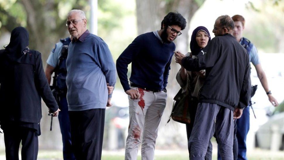 Tiroteo en mezquitas de Nueva Zelanda dejó 49 muertos: el agresor lo transmitió por Facebook