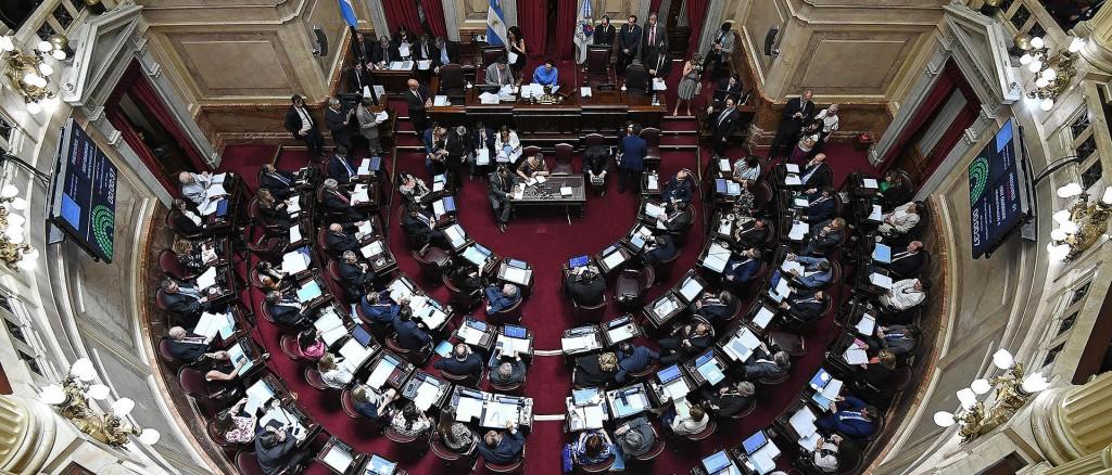 El proyecto de financiamiento político podría tener hoy media sanción en el Senado