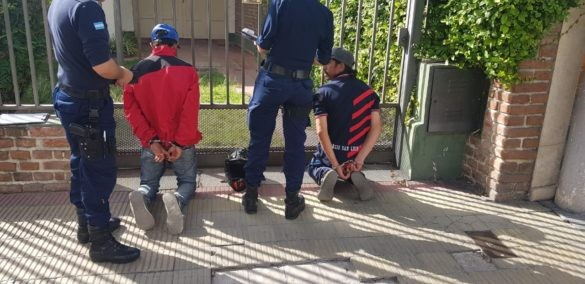 San Luis: arrestaron a tres personas que intentaban robar autos