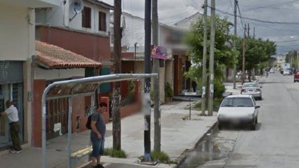 Mujer policía eliminó a tiros a motochorro peruano