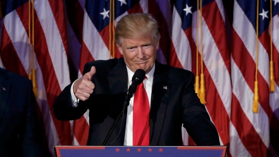 Trump zafó de la causa por la conspiración con Rusia contra Hilarry