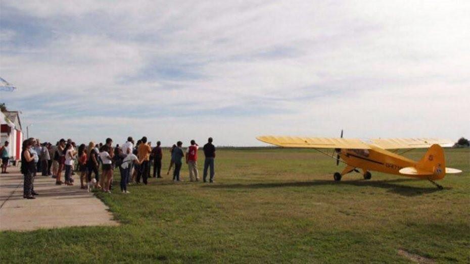 Buscan a un avión que partió de Tilisarao