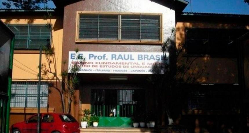 Tiroteo en una escuela de San Pablo: hay al menos ocho muertos