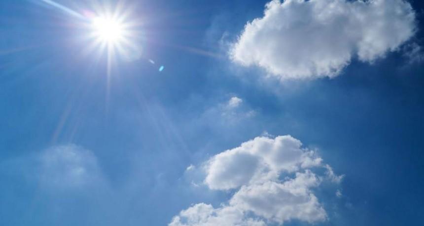 Buen tiempo hoy, mañana vuelve a cambiar el clima