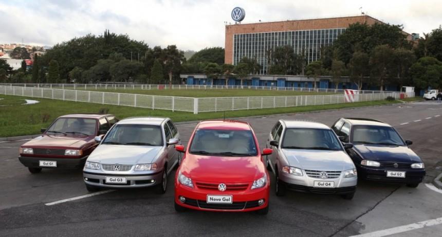 Del auto más vendido a suspender a todo su personal: Volkswagen también sufre la crisis
