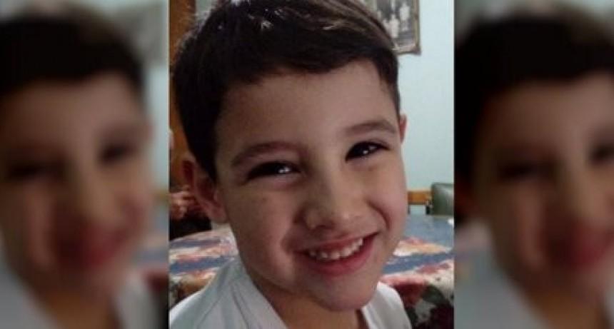 Habló el nene de 5 años que estuvo perdido en el desierto: