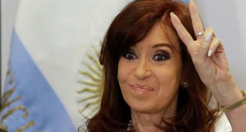 Cristina Kirchner anunció su regreso a la Argentina